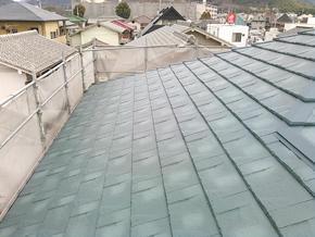 軽量タイプの屋根材で、雨漏り対策も万全です!