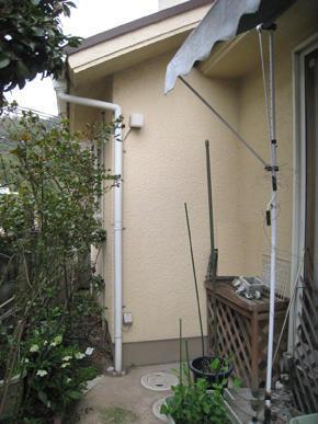 庭園灯と防犯灯を増設して家庭の防犯対策!!