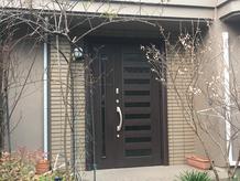 Y邸 玄関ドア取り替え工事