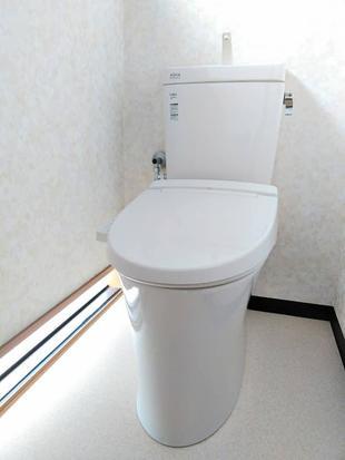 おトイレをリフレッシュ