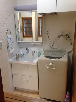 T様邸浴室脱衣場改装