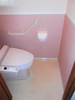 西伯郡 トイレ空間のエコカラット