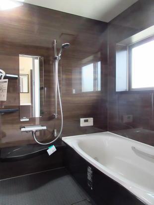 浴室、化粧洗面台リフォーム工事