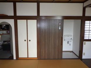 1階和室へのお引越し☆
