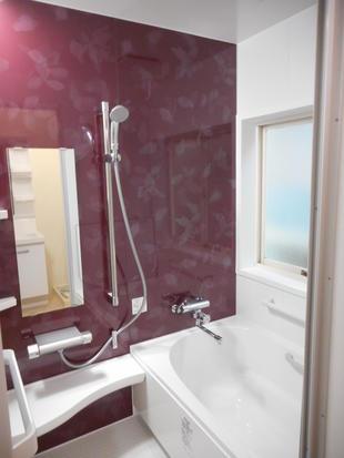 浴室・洗面室リフォーム@安佐南区