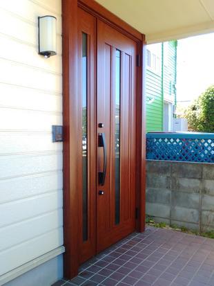 玄関ドア/リフォーム