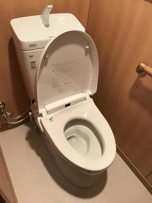 清潔感があり清掃性も向上したトイレ 八幡西区M様邸トイレリフォーム