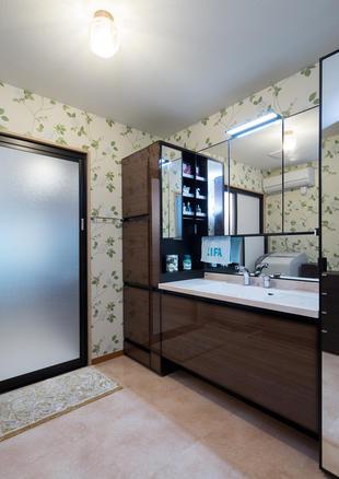 H様邸 浴室・洗面改修工事