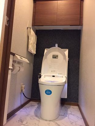 浴室・洗面・トイレ改修工事