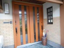 リフォームドア(LIXIL/リシェント引き戸)M様邸住宅改修