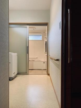 伊万里市T邸 浴室洗面所改修工事