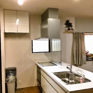 リシェルSIで明るいキッチン空間へ
