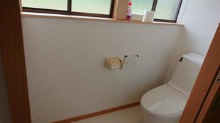 トイレのリフォーム2 【天草市】