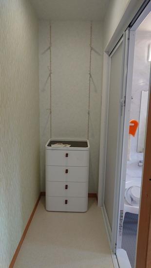 脱衣室のリフォーム 【天草市】