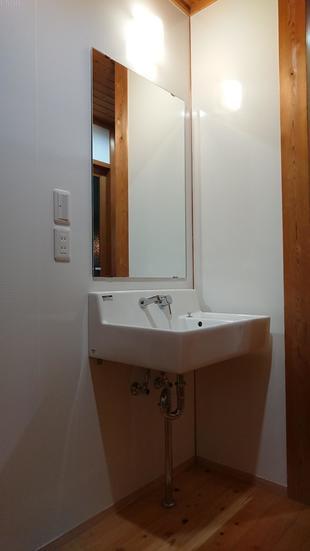洗面スペースのリフォーム