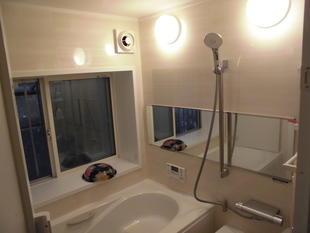 浴室のリフォーム 【上天草市】