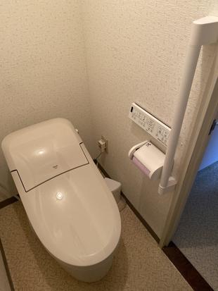 大分市 T様邸 トイレ リフォーム
