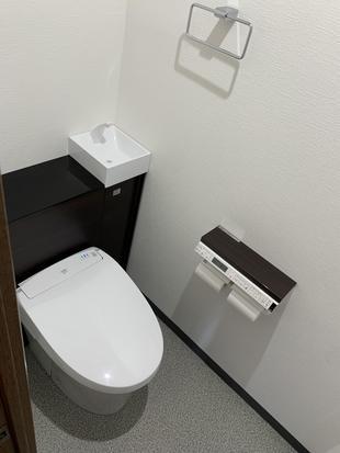 大分市 N様邸 トイレ リフォーム(リフォレI型)