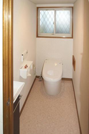 快適クリーンなトイレ空間へ