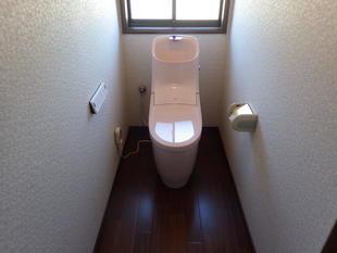 薩摩川内市 トイレのリフォーム