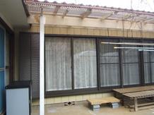 雨戸サッシ(2012.02.10)