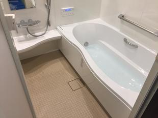 東大和市A様邸 浴室・洗面化粧台工事