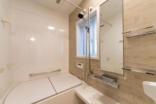千葉市若葉区 明るいサニタリー/洗面・浴室リフォーム
