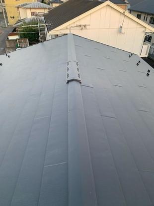 築45年 屋根を軽く丈夫にして安心して住める家へ