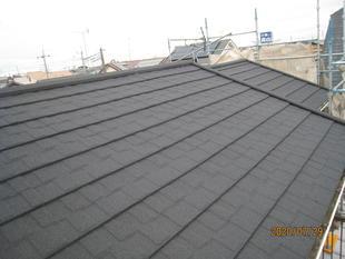 四街道市 台風でも安心できる屋根改修工事