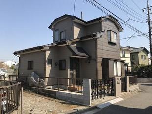 S様邸 外壁・屋根塗装工事(相模原市南区)