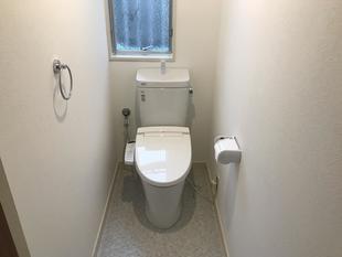 トイレ改装工事(相模原市南区・F様邸)