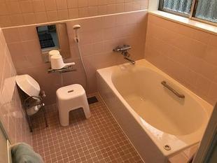 浴室改装工事(相模原市南区・F様邸)