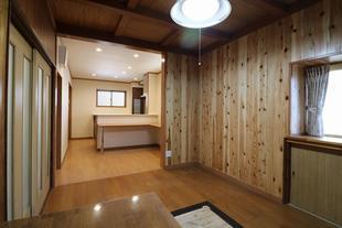 愛着のある我が家を耐震改修、水周り中心にリノベーション
