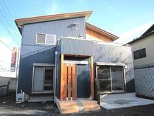 S様邸新築工事 シンプルモダン&デザインの家