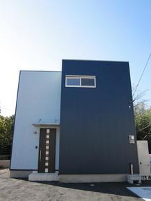 I様邸新築工事 ローコストデザイン住宅