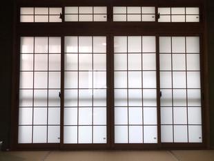 朝霞市Y様邸内窓インプラス取付工事