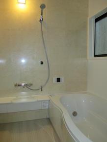 浴室をリフォーム