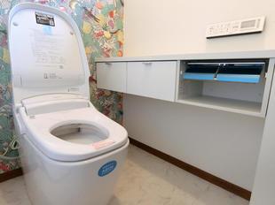 I様邸トイレ室リフォーム工事