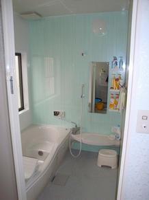 N様邸浴室