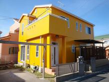 S様邸屋根外壁塗り替え