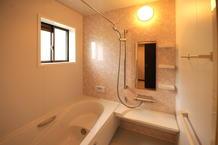 広々とした浴室へ快適リノベーション