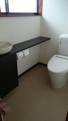 店舗トイレを快適リニューアル