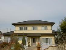 屋根、外壁塗装でリニューアル