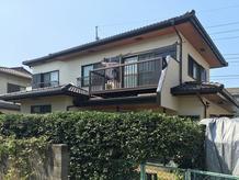 屋根も外壁も玄関も外部をまるごとリニューアル