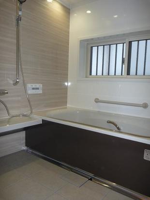 快適な浴室にリフォームしました!!