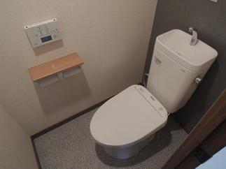 トイレ空間を快適に