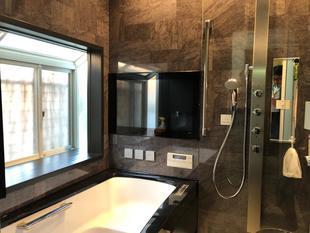 幸手市香日向:定年後の楽しみは新しいお風呂!