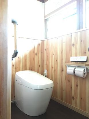関ヶ原町K様邸 トイレ改修工事