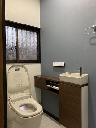 関ヶ原町S様邸 トイレ改修工事