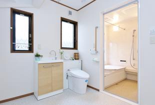 F様邸洗面・浴室リフォーム工事